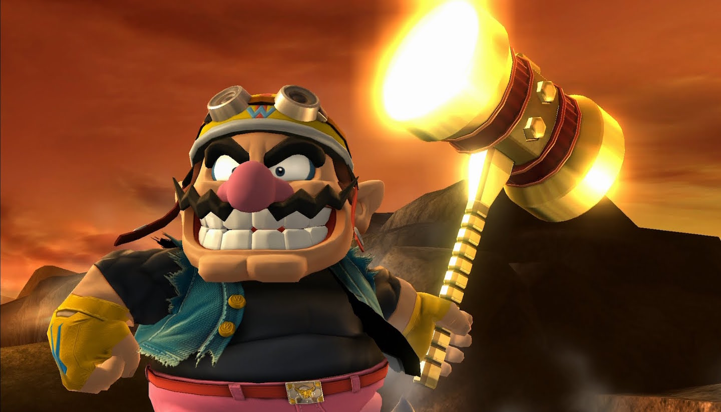 I Have No Choice But To 'Go Nuclear' And Ban Hammers From Super Smash Bros.