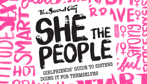 She the People: Girlfriends Guide to Sisters Doing it for Themselves